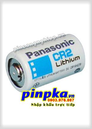 Pin Máy Ảnh Lithium 3V Panasonic CR2 1/2AA 850mAh